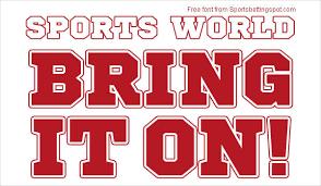 Free Sports Fonts 17 Sports Fonts Free Ttf Otf Format Download Free Premium