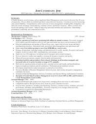 Manager Duties Resume Assistant Manager Resume Retail Floor Manager