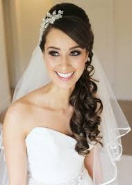 Hairstyles For Weddings 2015 15 Fabulous Half Up Half Down Wedding Hairstyles Wedding