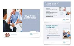 Planning A Presentation Template Estate Planning Powerpoint Presentation Template Design