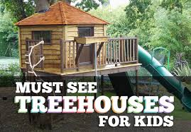Contemporary Cool Kids Tree House Ideas Must See Treehouses For Creativity