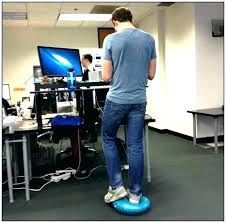 standing desk footstool. Brilliant Standing Footstool For Desk Positive Standing  Office Depot   Intended Standing Desk Footstool T
