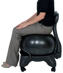 bouncy ball office chair best desk chair for back pain