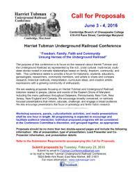 harriet tubman dbq project call for proposals harriet tubman underground railroad