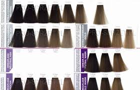 Matrix Hair Color Chart 2019 Revlon Hair Color Chart Red Hairstyles Ideas Chart Of