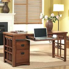martin furniture hartford l shaped desk brown excellent puter northern photos corner home mission keyboard tray oak