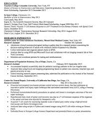 Sample Research Scientist Resume - Http://exampleresumecv.org/sample ...