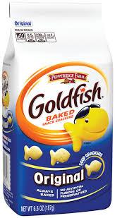 goldfish crackers bag. Contemporary Goldfish Pepperidge Farm Goldfish Crackers Original 66 Oz Bag 24count On Goldfish Crackers Bag A