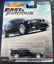hot wheels fast furious premium bmw m3