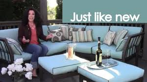 recover outdoor patio cushions