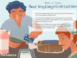 Disputing credit card billing errors. How And When Is Credit Card Interest Charged