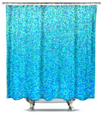 pink and blue shower curtains full image for raspberry fabric curtain by standard size contemporary bright pink and blue shower curtains