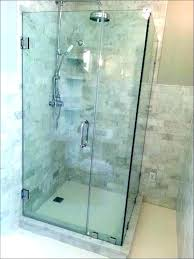 hard water stains glass best way to clean shower doors with from on door remove