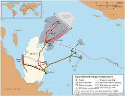 natural gas pipeline. make its first shipment of liquid natural gas from the world\u0027s largest reservoir. offshore north field, which provides virtually all qatar\u0027s gas, pipeline a