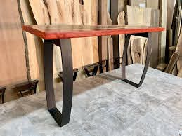ohiowoodlands sofa table base solid