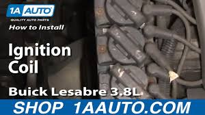 how to replace ignition coil 86 05 Olds 88 Ignition Coil Wiring Diagram Ballast Resistor Wiring Diagram