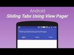 Android Tabs Android Sliding Tabs With Viewpager Abdul Kadir Medium