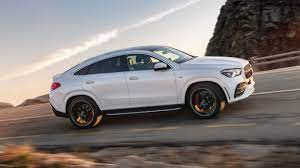 The suv will be showcased at the upcoming frankfurt motor show. The New Mercedes Amg Gle 53 4matic Coupe