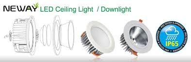 recessed led ceiling downlight