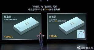 Xiaomi ra mắt Mi 11: Sạc nhanh 55W, giá từ 14.1 triệu