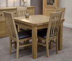 Fanciful Small Extendable Dining Table Set