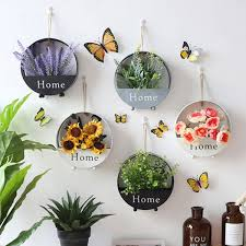 wall hanging flower basket apollobox