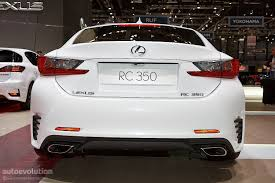 Lexus RC 350 F Sport Steers Its Way into Geneva [Live Photos ...