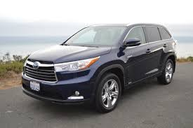 2016 Toyota Highlander Hybrid Limited Review | Car Reviews and ...