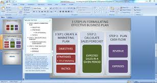 ppt business plan presentation powerpoint diagram on conceptualizing a smart business plan
