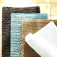ballard design bathroom rugs small round rug bath step into comfort with our we have the