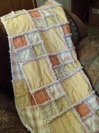 42 best Rag Quilts images on Pinterest | Stitching, Hand crafts ... & Love rag quilts Adamdwight.com