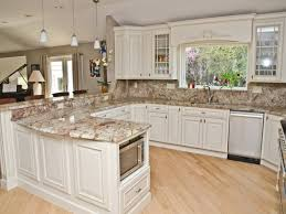 Typhoon Bordeaux Granite Kitchen White Elegant Kitchens Kitchen Backsplash With Accent Wall
