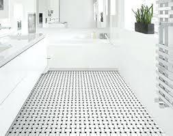 gray floor tile white floor tile with gray grout