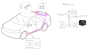 wiring diagram for car rear view camera wiring backup camera wiring harness backup wiring diagrams on wiring diagram for car rear view camera