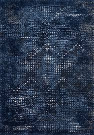 loloi viera vr 08 dark blue light blue area rug