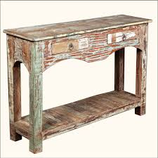 Decorating Console Table Ideas Rustic Console Tables Tedxumkc Decoration