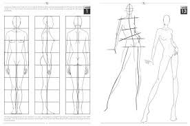 sequences of figure drawing to be able to draw the fashion sketch you need to understand proportions dynamics figures and the sequence of the steps