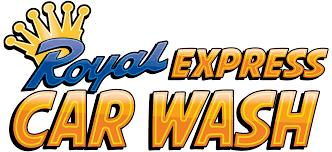 royal express car wash