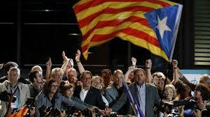 Resultado de imagen de la ruptura catalana