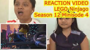 Reaction Video LEGO Ninjago Season 12 Original Shorts Minisode 4 The  Stowaway - YouTube