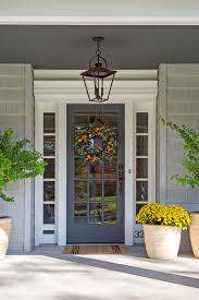 Coral Front Door Monday Funday Front Porches Porch And Mondays