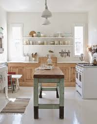 Before And After Shabby Chic To Modern Vintage Kitchen Makeover Mesmerizing Modern Vintage Kitchen