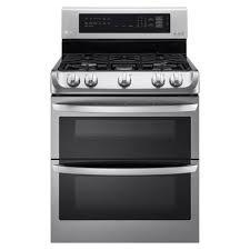 Gas Kitchen Appliances Ldg4313st Lg Appliances 30 69 Total Cu Ft Self Clean