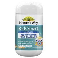 Buy Nature's Way <b>Kids</b> Smart <b>Complete</b> Multivitamin 50 Chewable ...