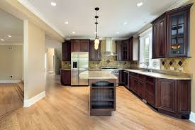 Best wood flooring for kitchen Flooring Ideas New Kitchens With Wood Floors And Cabinets Railing Stairs And Kitchen Design New Kitchens With Wood Floors And Cabinets Railing Stairs And