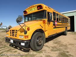 2005 Blue Bird Vision Cv 6000s School Bus Item Da3208 So