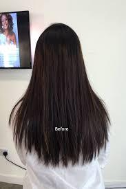 Dying Black Hair To Light Ash Brown Light Ash Balayage Hair By Salah