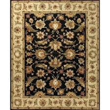 jaipur rugs company pvt ltd turnover x hand tufted wool rug in black and l jaipur rugs