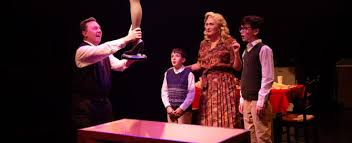The musical • 3.5 out of 4 stars • length: A Christmas Story 2019 Toby S Dinner Theatre