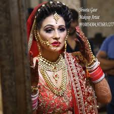 cly wedding makeup by shweta gaur makeup artis